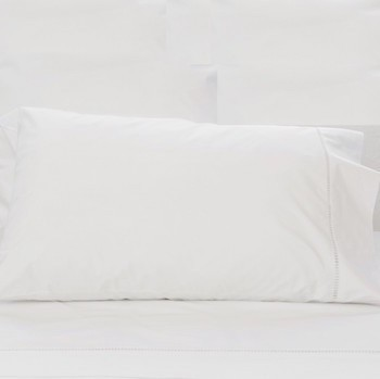 Standard pillowcase Set white Saria