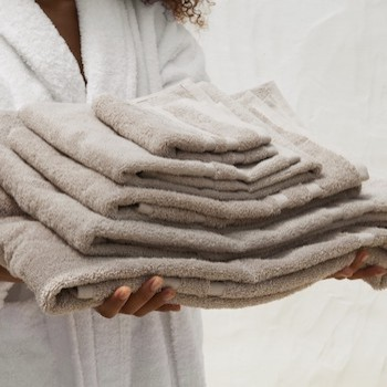 Towel Sheet Set Olivo noisette