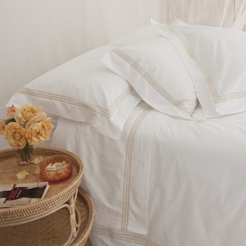 Queen fitted sheet 100% Long staple cotton Elba