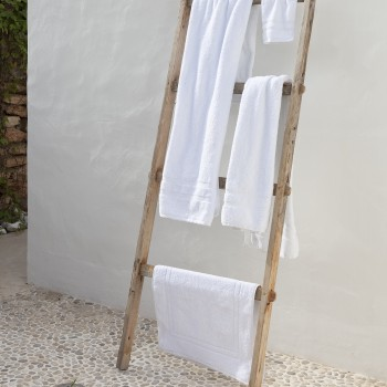 Towel Sheet Set Olivo white