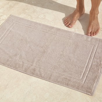 Bath Mat Scopello noisette